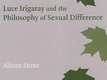 Obal jedné z knih o Luce Irigaray