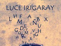 Obal jedné z knih od Luce Irigaray