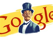 Internetový vyhledávač Google připomíná výročí narození českého komika Vlasty Buriana
