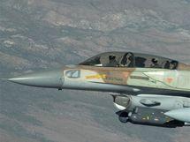 Letoun F-16 izraelského letectva