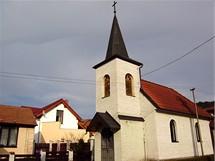 Hostětín, kaple