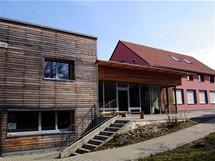 Hostětín, ekopenzion a vzdělávací centrum Veronica