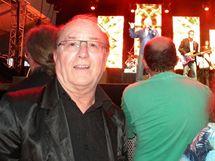 Petr Janda a koncert Toma Jonese