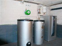 Tepelná čerpadla Alpha-InnoTec SWC země-voda