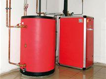 Tepelné čerpadlo vzduch-voda EasyMaster s dělenou split konstrukcí