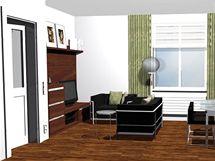 Kompletní proměna bytu 3+kk
