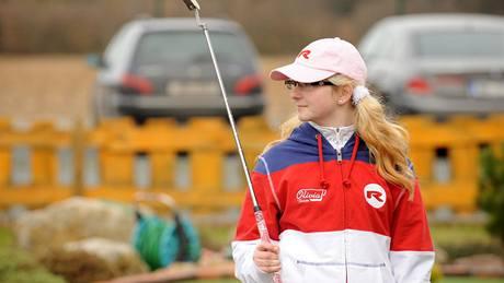 Adventure Golf Horní Bezděkov, Olivia Prokopová