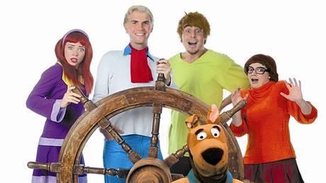 Scooby-Doo a parta Záhady