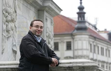 Jihomoravský lídr Věcí veřejných Josef Dobeš