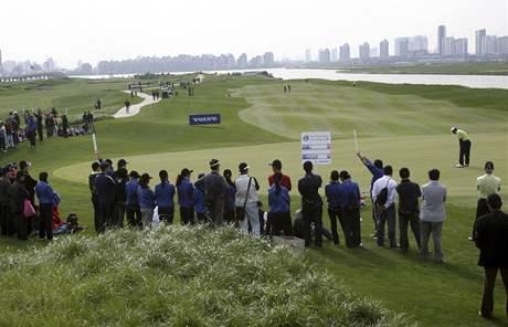 Liang Wen-čchung, Volvo China Open