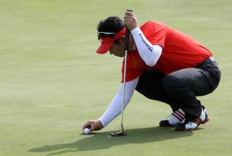 Jang Jong-un, Volvo China Open