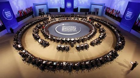 Summit o jaderné bezpečnosti ve Washingtonu (13. dubna 2010)