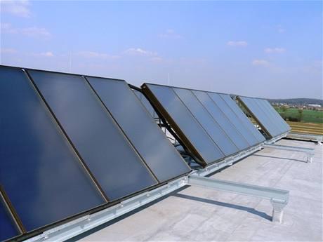 PROPULS SOLAR s.r.o. - Solární kolektory