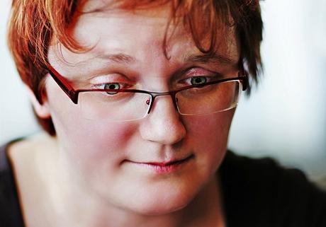 Jana Makovcová - zakladatelka webu pro rodiče postižených dětí