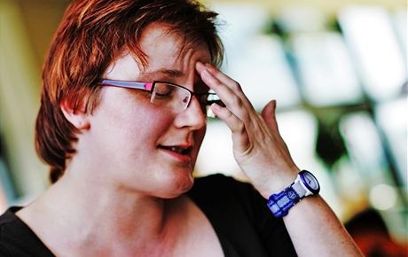 Jana Makovcová - zakladatelka komunitního webu pro rodiče postižených dětí