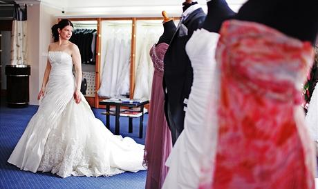 Svatební salon Nuance - bloggerka Zuzana zkouší svatební studia v praxi