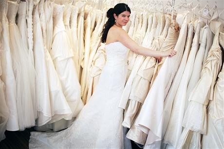 Svatební salon Venesis - bloggerka Zuzana zkouší svatební studia v praxi