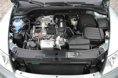 Škoda Octavia Combi 1,2 TSI
