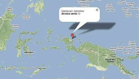 Manokwari, Indonésie
