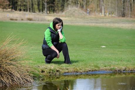 Seriál o golfových pravidlech - míč ve vodní překážce.