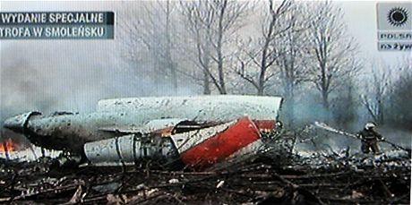 Nehoda letounu polského prezidenta Kaczynského v ruském Smolensku (10. dubna 2010)