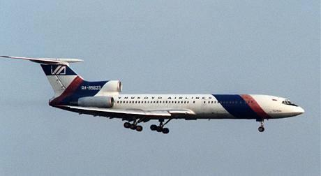 Tupolev 154