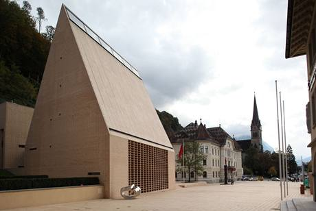 Nový parlament  ve Vaduzu