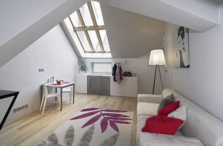 Bez velkých oken si už majitelka nedovede bydlení představit