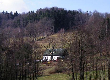 Nejsevernější dům v ČR