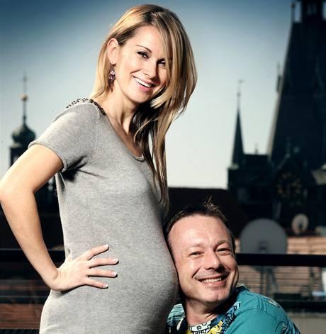 Michal Dvořák a Lucie Kvasnicová
