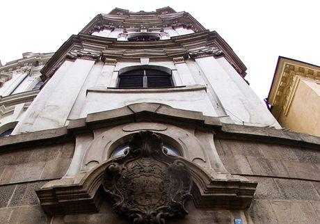Z věže pozorovatelé sledoli třeba americké velvyslanectví.