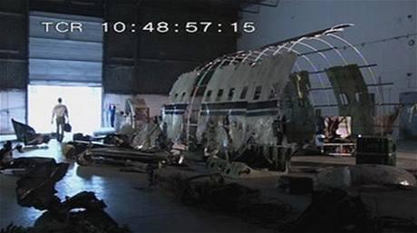 Rekontrukce letounu Convair 340-580