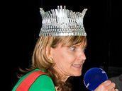 Bronislava Pechánková ze Šternberka získala korunu EKO Ámos.