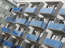 Novostavba bytového domu na Křídlovické ulici v Brně, která získala první místo v soutěži Stavby roku 2009.