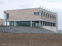 Budova vinařství Gotberk, soutěž Stavba roku 2009