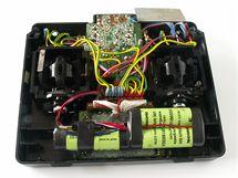 Baterie Li-ion ve vysílači MC-12