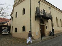 Židovská synagoga v Boskovicích