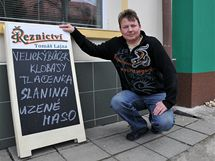 Rybníkář a hostinský z Velké nad Veličkou Tomáš Lajza