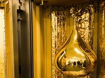 Zlatá slza pro mezinárodní výstavu EXPO 2010