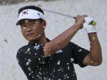 Čche Kjong-ču, čtvrté kolo Masters 2010.