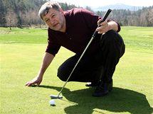 Miloš Vajner, majitel Golf clubu Ještěd, Rozstání.
