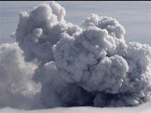 sopka Eyjafjallajökull