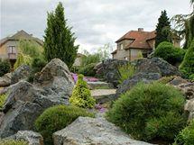 Kamenné chodníky jako stavitelské umění.