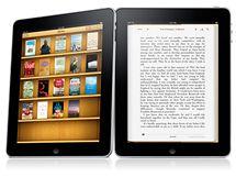 O iPadu se mluví jako o čtečce elektronických knih nové generace, což Apple samozřejmě vítá