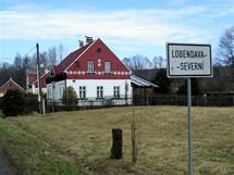 Obec Lobendava, místní část Severní