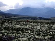 Norsko, Národní park Rondane