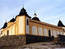 Kaple Anděla Strážce nad Sušicí