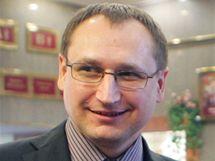Richard Dolejš z ČSSD