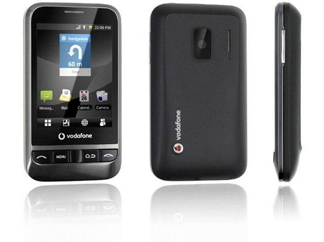 Nejzajímav�j�í z p�edstavených telefon� je model 845 s Androidem. M�l by být hodn� levný