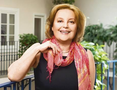 Magda Vašáryová.